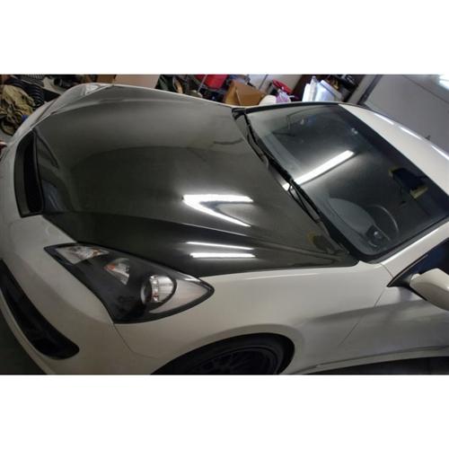 Hyundai Genesis List Price: 2010-2012 Hyundai Genesis Coupe Oem Style Carbon Fiber Hood