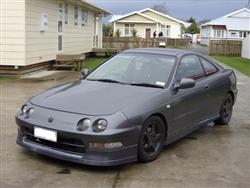 T on 1994 Acura Integra Gsr Sedan