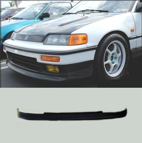 Crx J S Racing Style Front Lip