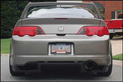 Rsx 02 06 Rear Js Style Diffuser