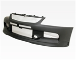 2003-2007 Mitsubishi Evo 8/9 4Dr Mr Front Bumper with SE Lip