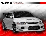 "2003-2007 Mitsubishi Evo 8/9 4dr Wings "" ings "" Front Bumper"