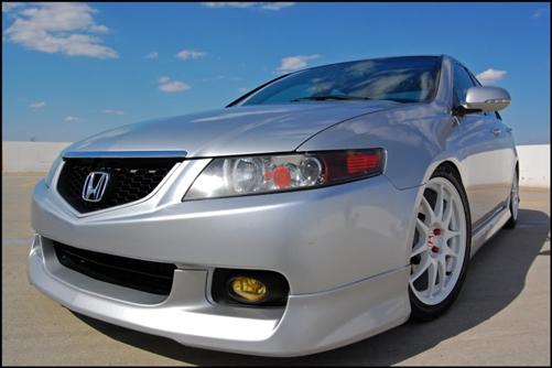Acura Tsx Aspec Front Lip - 2018 acura tsx front lip