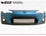 2013-2014 Scion FRS 2dr V Spec Poly Urethane Front Lip