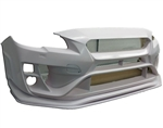 2015-2017 Subaru Wrx VRS Style Front Bumper with lip and splitter