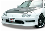 1998-2001 Acura Integra 2/4DR Type R Front Lip POLY