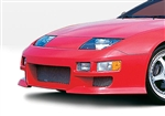 1990-1996 Nissan 300Zx All Models W-Type Front Bumper Cover