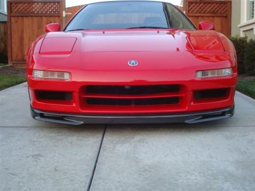 Acura Nsx For Sale >> 1991-2001 Acura Nsx 2Dr Techno R Carbon Fiber Lip