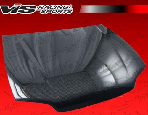 92 95 Honda Civic Carbon Fiber Hood OEM