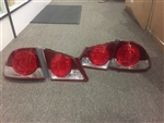 JDM FD2 Civic DEPO Type R Style Tail Lights (Early Model) 06-08 spec