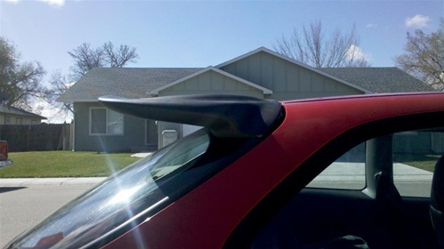 Honda Civic Hatch 3dr Wingswest Spoiler Whaletail Mugen
