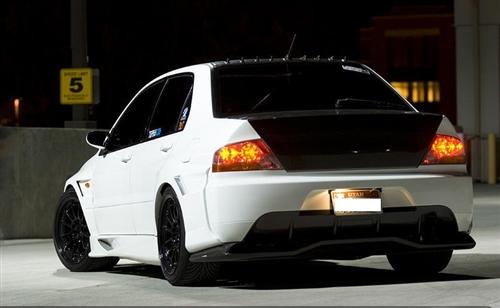 Maserati For Sale >> Evo 8/9 Voltex style rear diffuser FRP